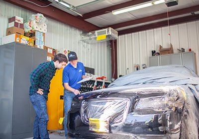 Car Care Express, Mobile Vehicle Reconditioning Leader, Opens Recon U Training Program