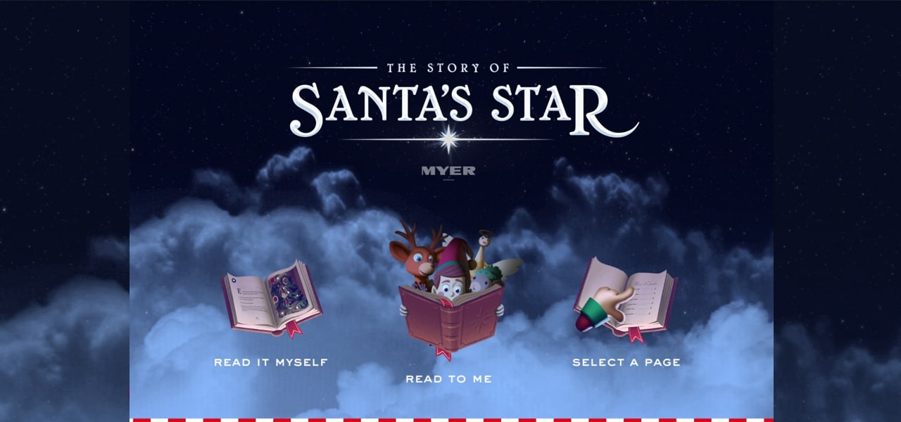 Myer: The story of Santa's star