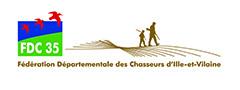image partenaire Fédération départementale des chasseurs d'ille-et-vilaine