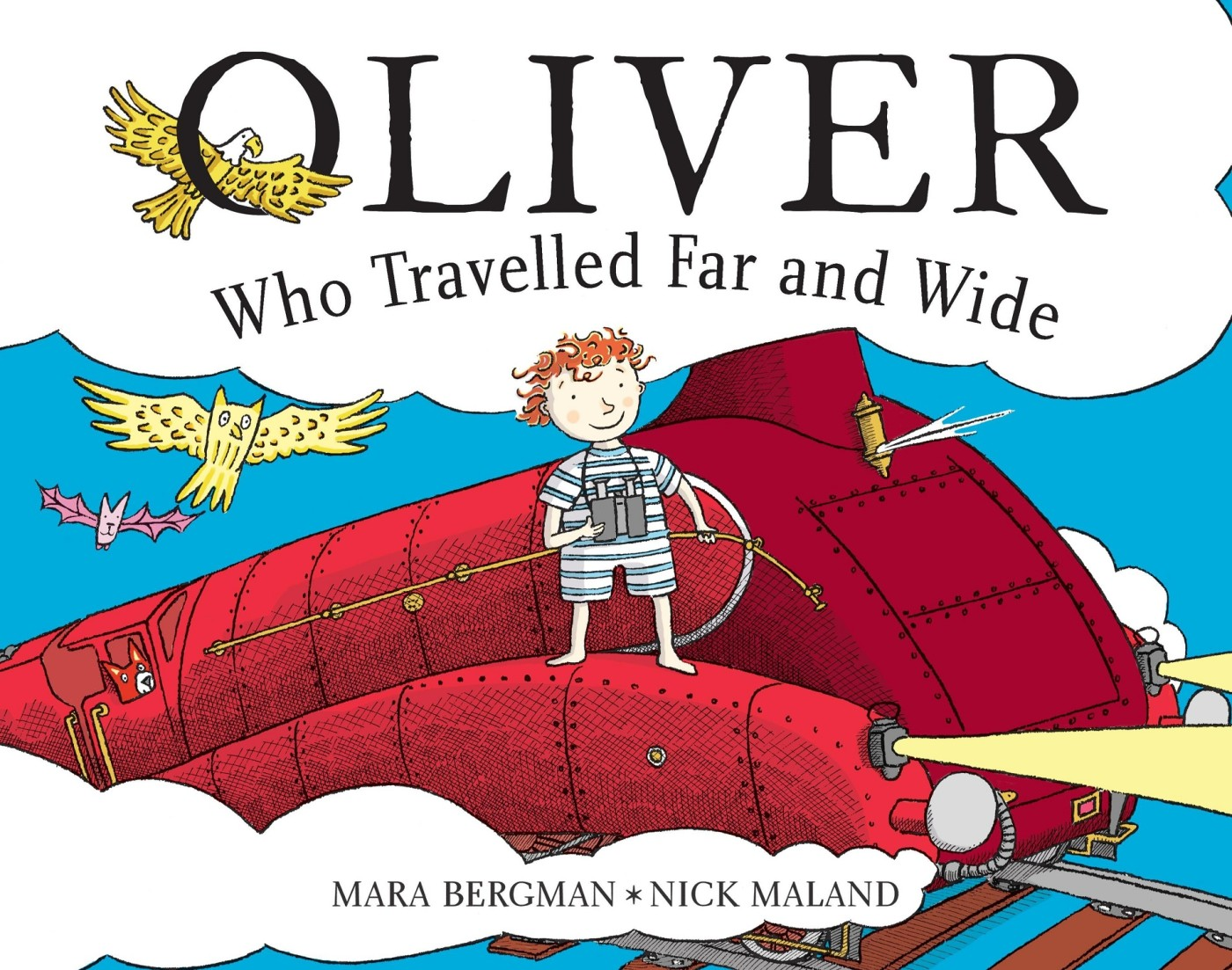 Oliver who travelled far and wide cover