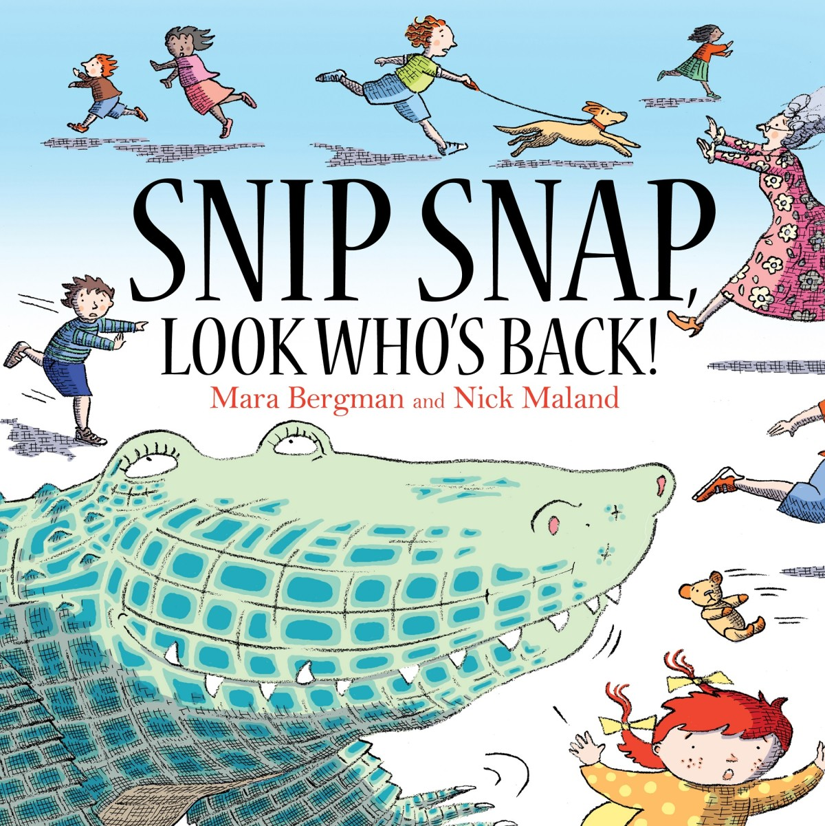 Snip Snap 2 Cover