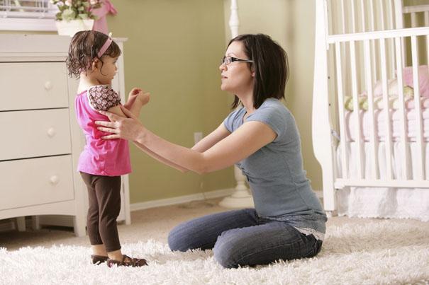 Småbarn og oppdragelse: Vær konsekvent