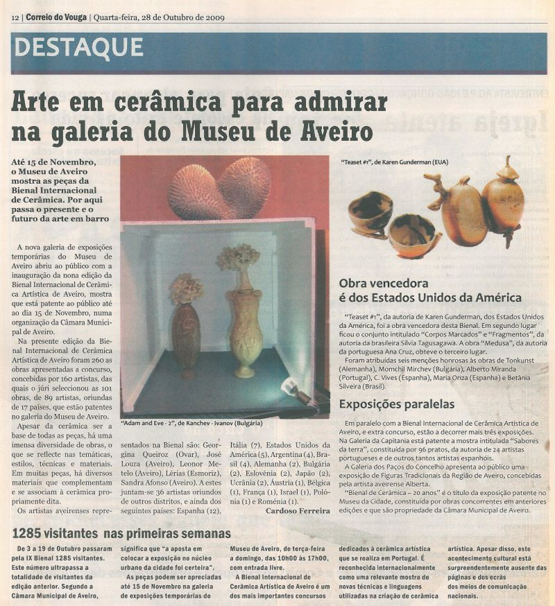 2009 Correio do Vouga 28 10