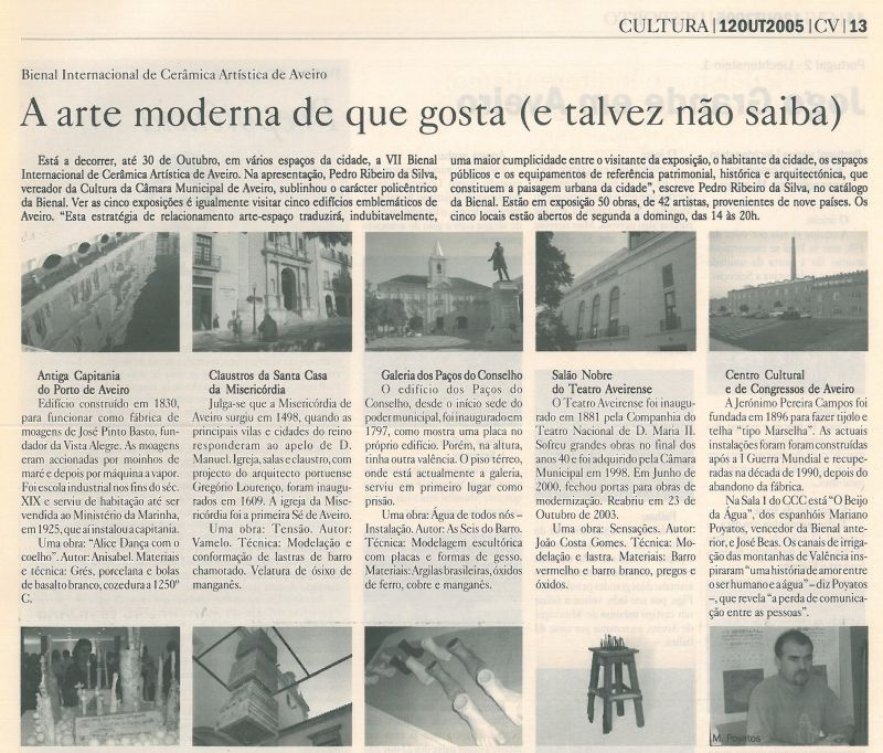 2005 Correio do Vouga 12 10