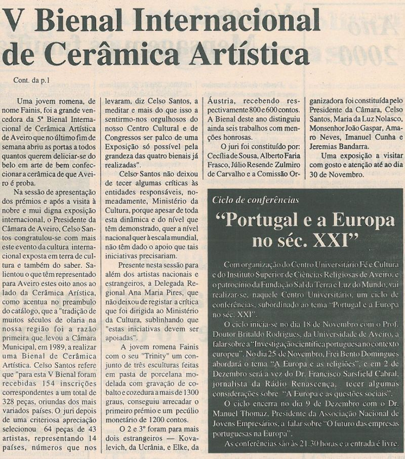 1997 Correio do Vouga 12 11 2