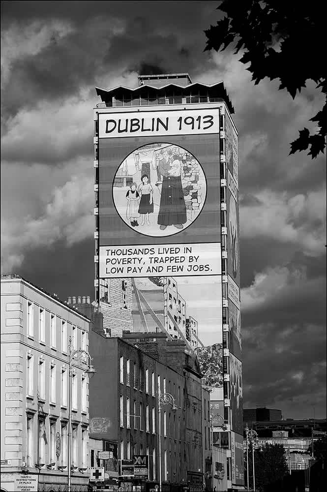 D596 - Liberty Hall, Dublin.