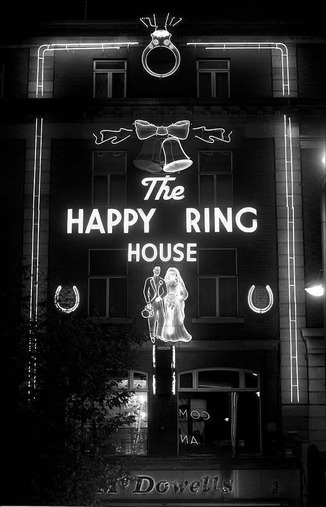 D242 - McDowell's The Happy Ring House, Dublin