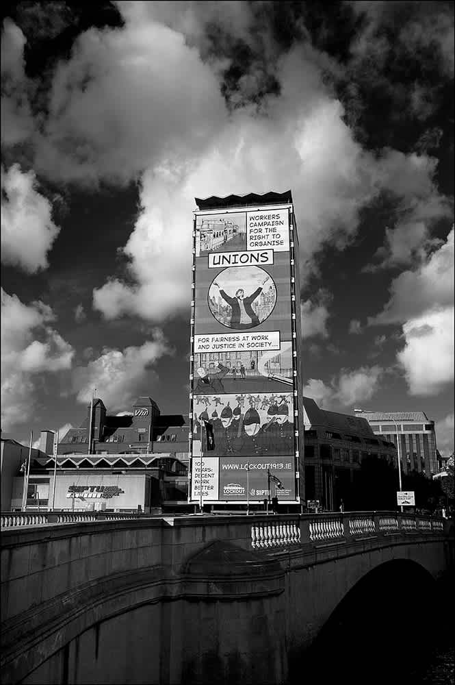 D593 - Liberty Hall, Dublin.