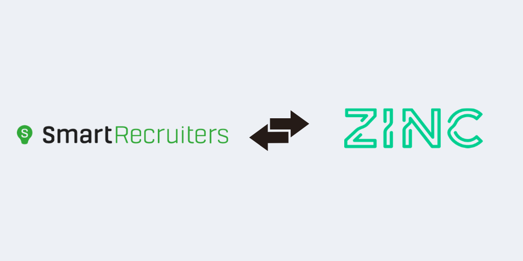 Zinc announces a new partnership with SmartRecruiters