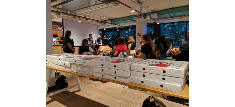 pizza rewarding onboarding
