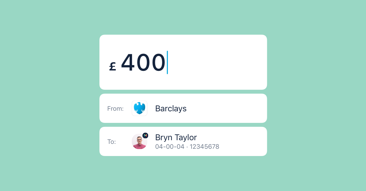 We're making it easier to add money to your Monzo account