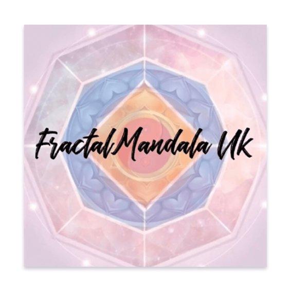 fractal mandala uk pyramid scheme logo