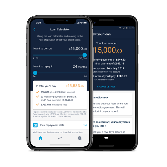 Loans - Get a low rate personal loan from Monzo Bank