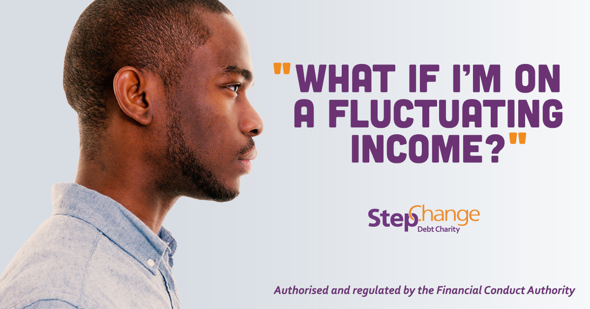 Part of StepChange's What If campaign