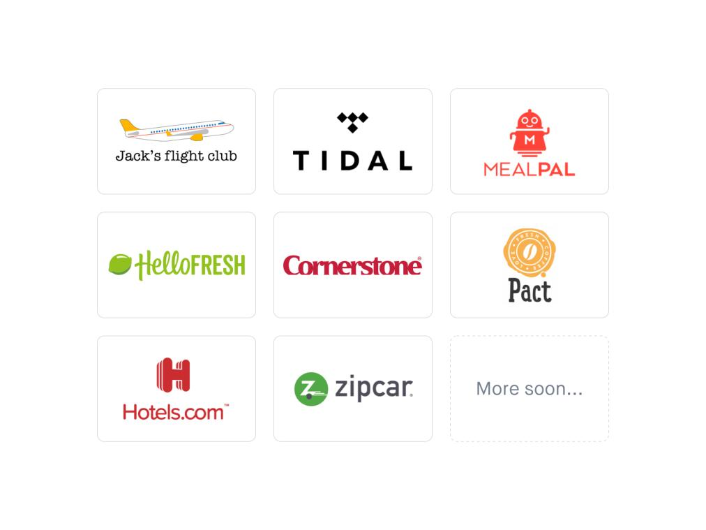 Monzo Plus_July2019_Partner logos
