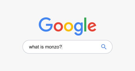 what is monzo in google search