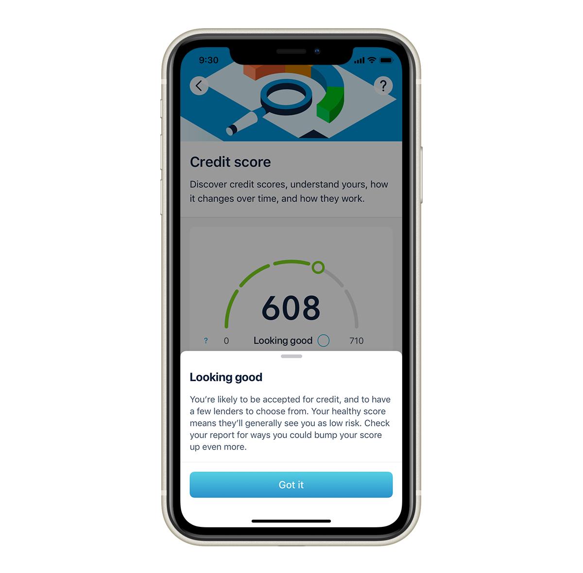 Plus Credit Score iOS 2