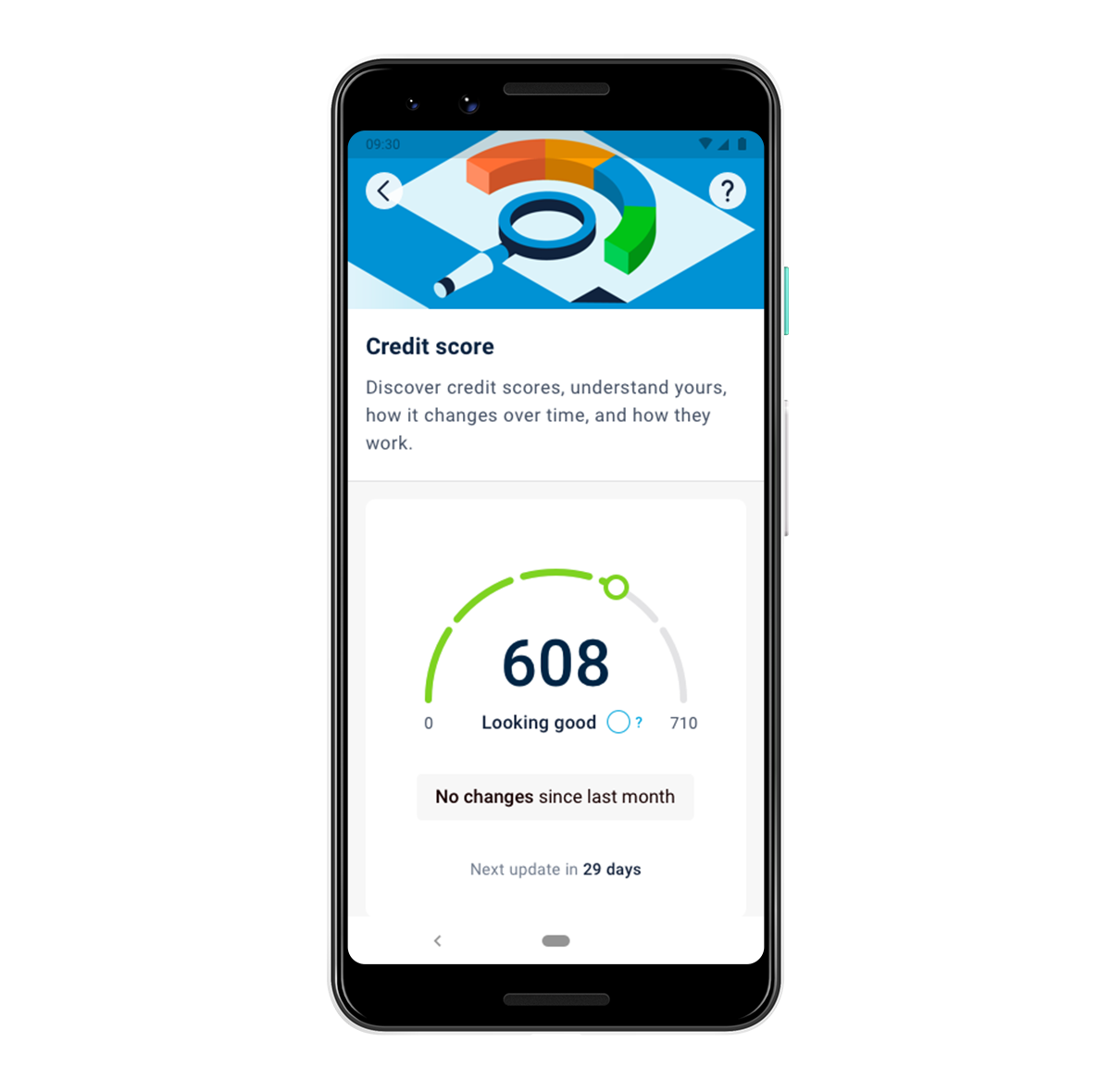 Plus Credit Score Android 1