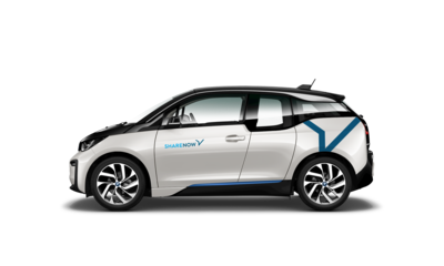Rent A Bmw I3 In Germany Share Now