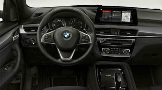BMW-X1-steering-wheel-interior