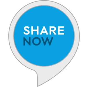 Amazon Alexa Skill SHARE NOW