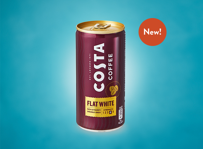 Costa Coffee Ready-to-Drink Flat White