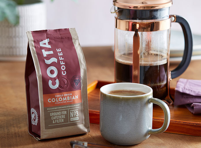 Costa Coffee Roast and Ground