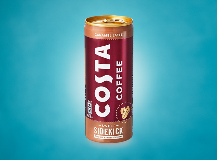 Costa Coffee Ready-to-Drink Caramel Latte