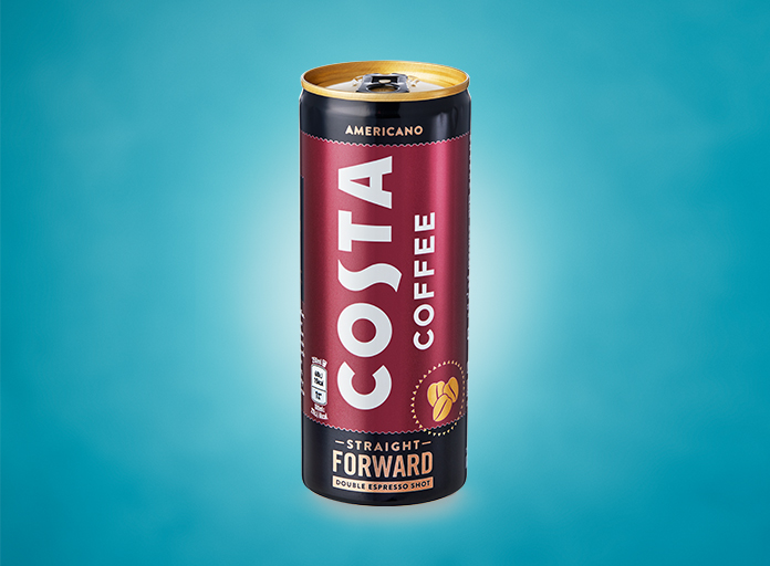 Costa Coffee Ready-to-Drink Americano