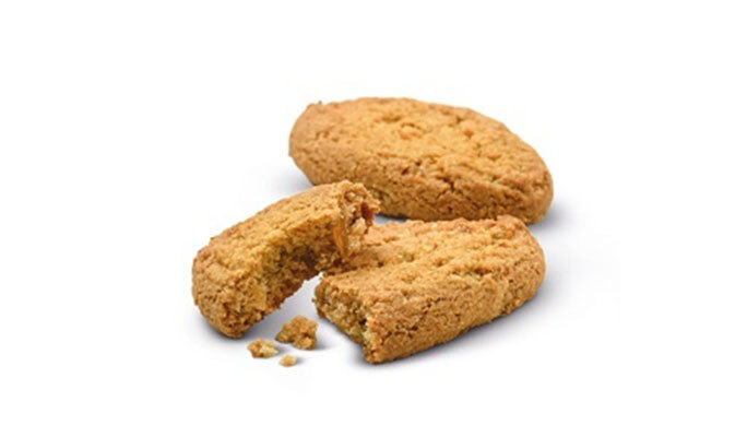 Costa Coffee stem ginger biscuits