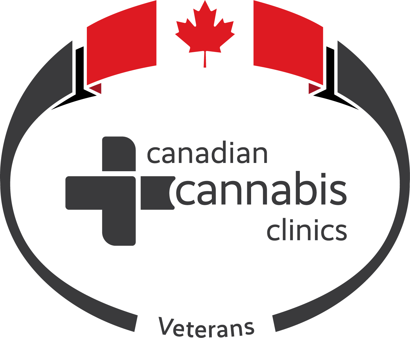 Canadian Cannabis Clinics Veterans Logo