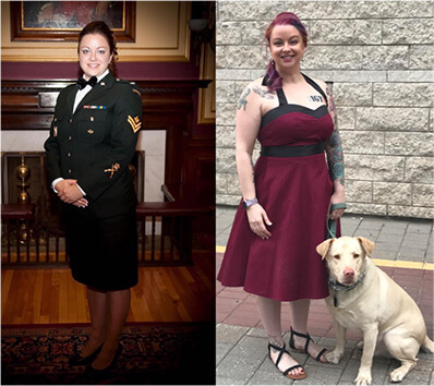 Master Corporal Megan J.L. Canam, CD (Retired)