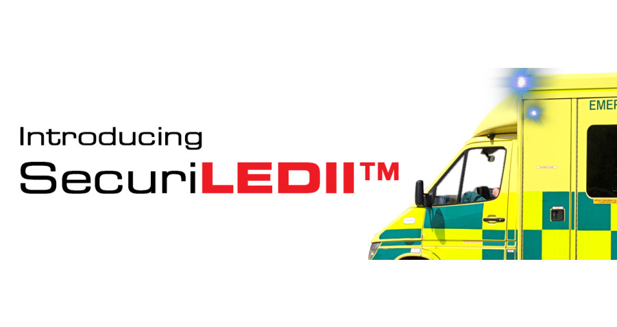 Code 3's Launches NEW LED Directional SecuriLED II