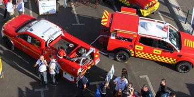 Congrès national des sapeurs pompiers 2020