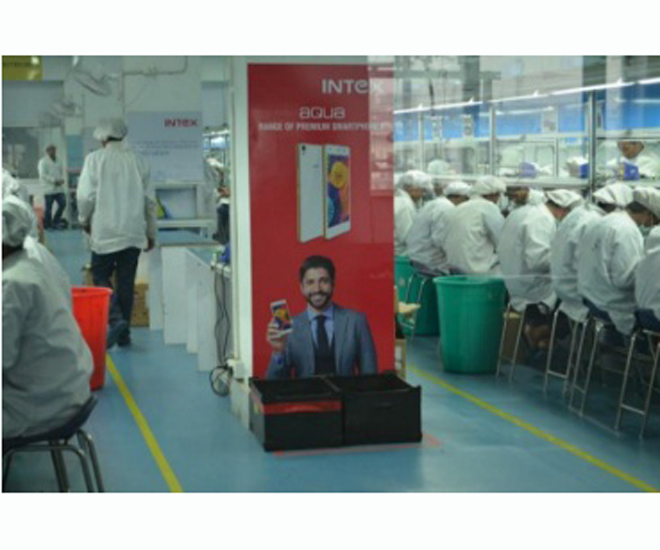 intex factory india cr