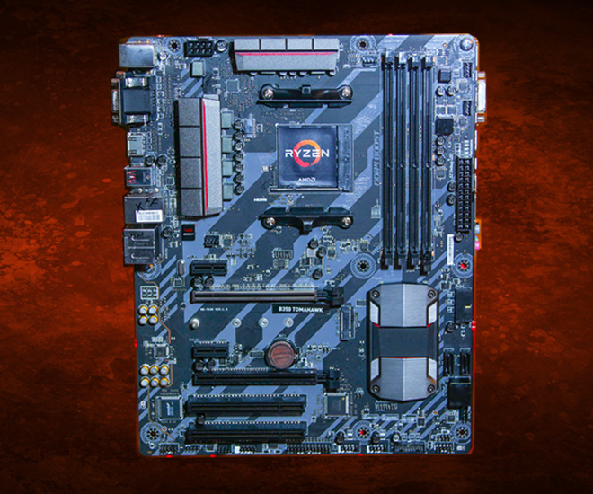 AMD Ryzen AM4 motherboard fig2 cr