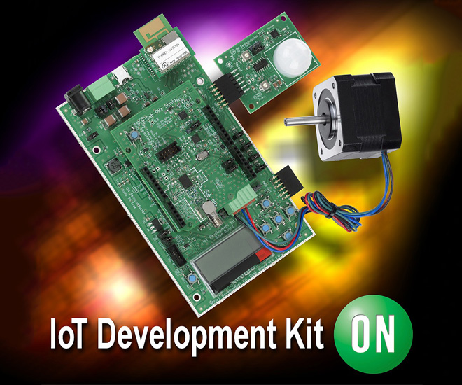 ON Semiconductor IoT Devt Kit (cr)