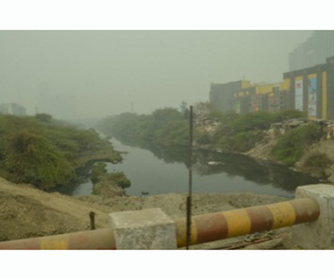 WHO polluted city india cr