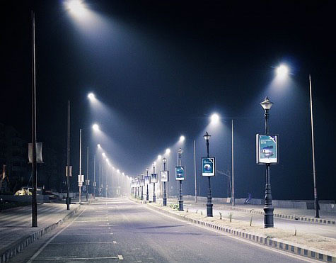 NatureWorldNews streetlights