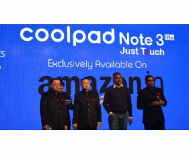 coolpad press conference india cr