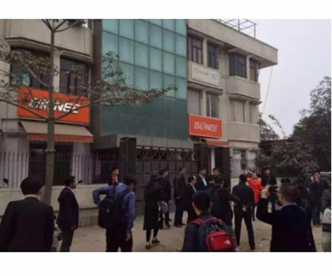 gionee factory india cr