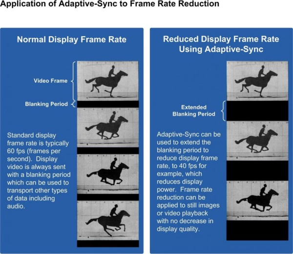 Application of Adaptive-Sync