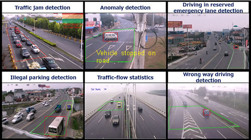 Fujitsu traffic analysis cr