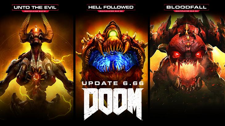 DOOM 6.66 Update 730x411