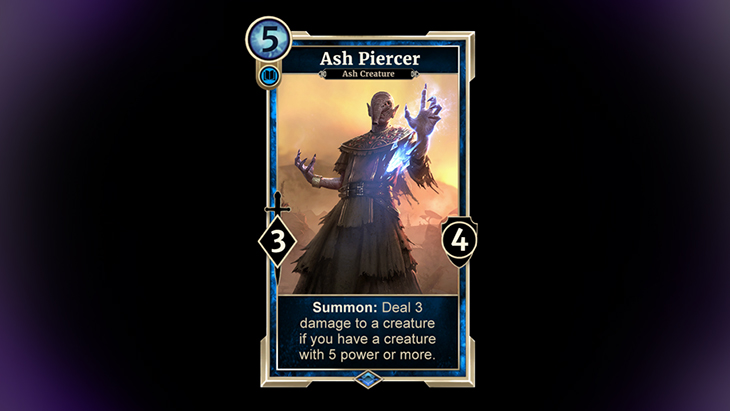 TESL Ash Piercer
