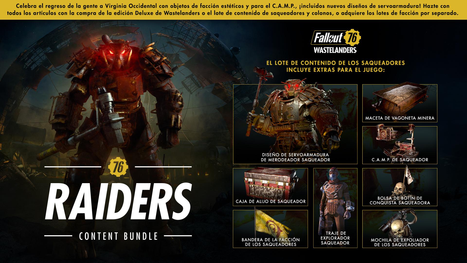Fallout76-Wastelanders RaidersVanity 1920x1080-03-ES