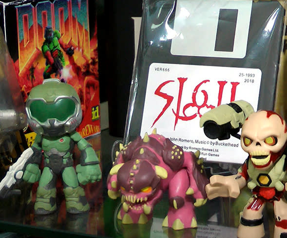 Take a tour of one of the biggest DOOM fan collections in the world!