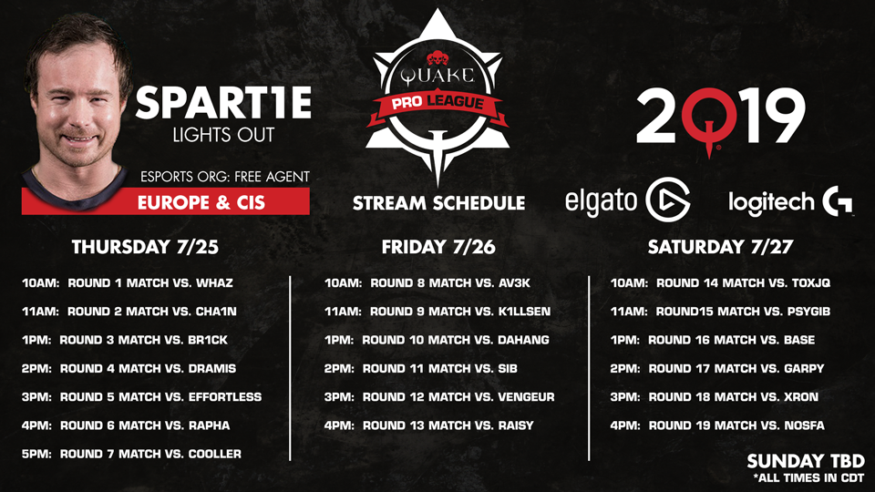 Spart1e-QuakeCon-Schedule 960x540