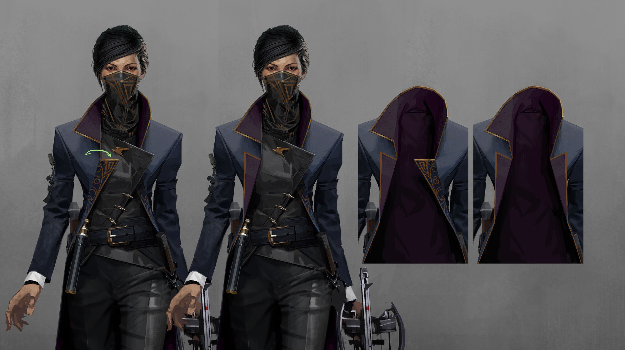 2 Gallery Fashion – Dishonored