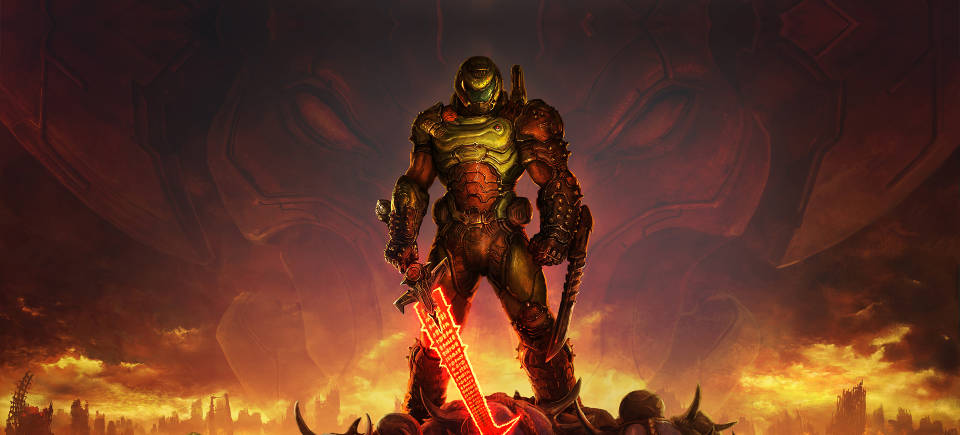 Time to RAZE HELL in DOOM Eternal